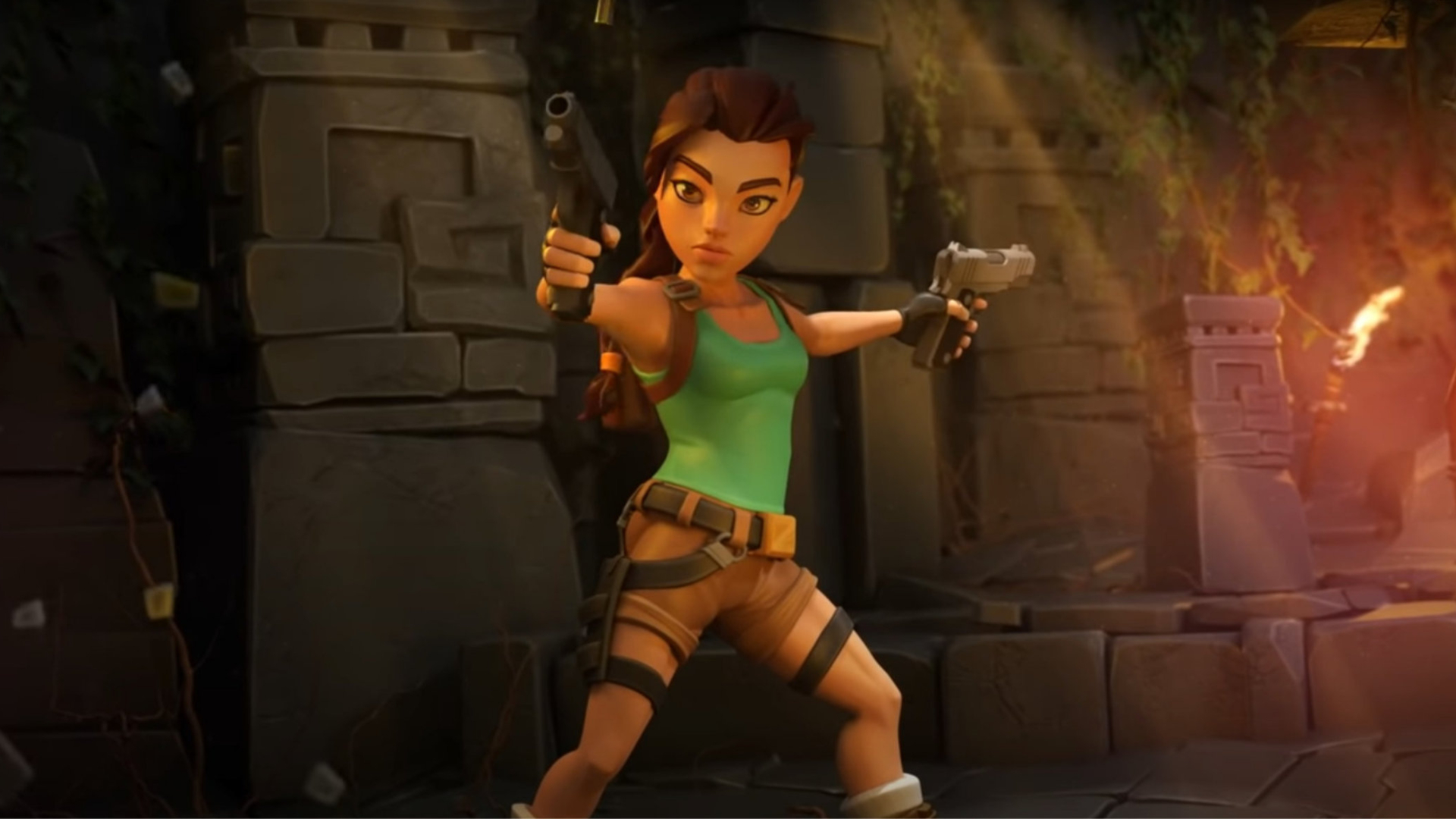 Square Enix London Mobile is working on Tomb Raider: Reloaded